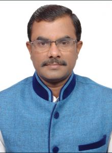 Prof V Girish Chandra <br> Acting Vice Chancellor